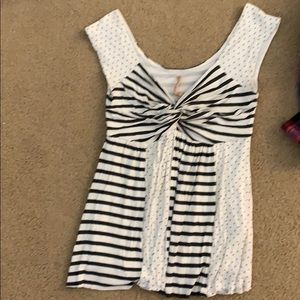 Bailey 44 top from Anthropologie